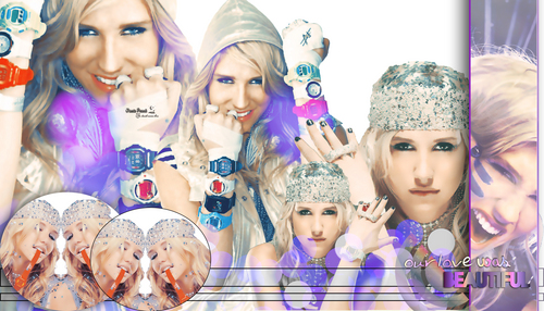 Ke$ha's wallpaper