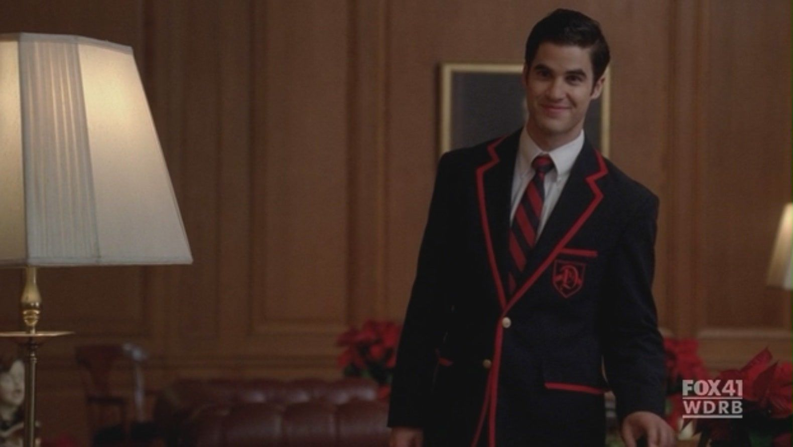 Is blaine from glee dating anyone