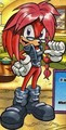 Knuckles daughter, Lara-Su - knuckles-the-echidna photo