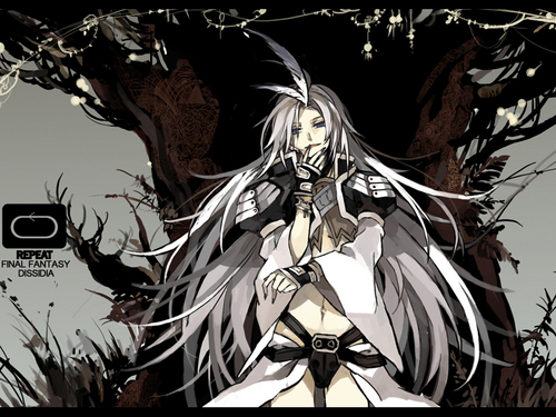 Final Fantasy IX wallpaper called Kuja