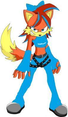 Kylean The raposa