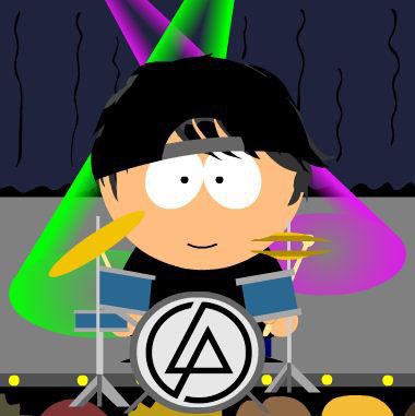 LP live in texas south park