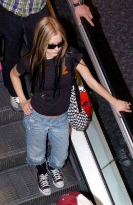 Leaving Ihrem Hotel in New York - 24.05.04