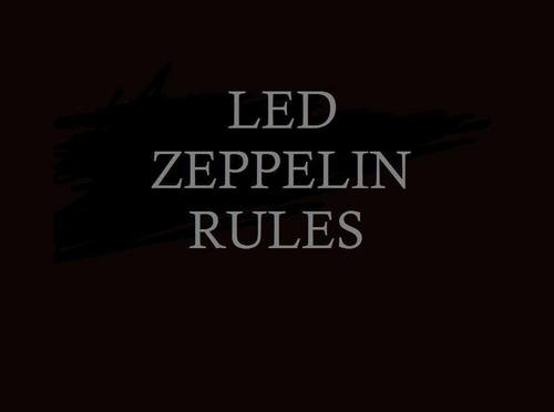 Classic Rock wallpaper called Led Zeppelin