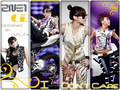 Lee Chae Rin !!!! - 2ne1 wallpaper