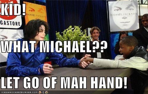 Lol Michael..