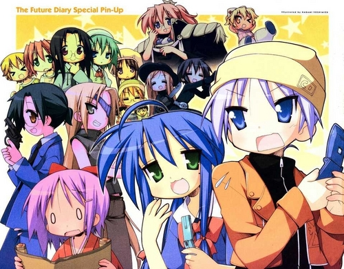 Lucky star, sterne