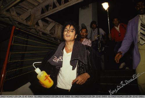 Luvin' Michael...