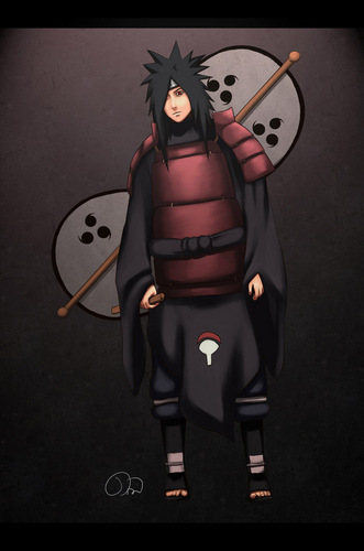 Madara Uchiha - madara-uchiha Photo