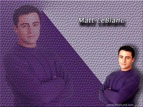 Matt LeBlanc Hintergrund