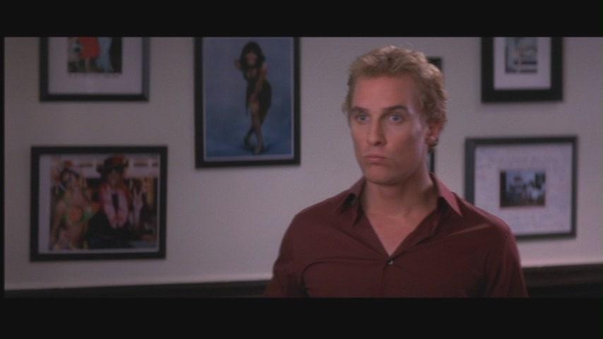 Matthew McConaughey In The Wedding Planner