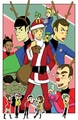 Merry Christmas - star-trek-2009 fan art