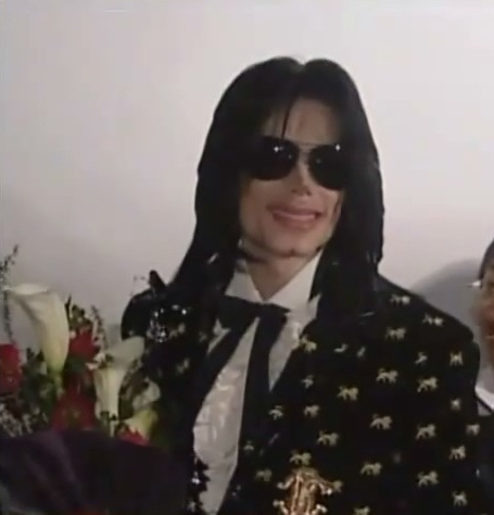 Michael in Japon