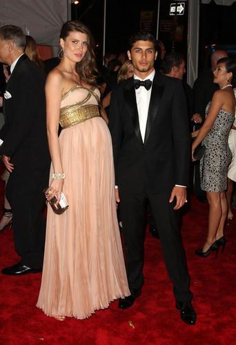 Michelle Alves and jesus Luz