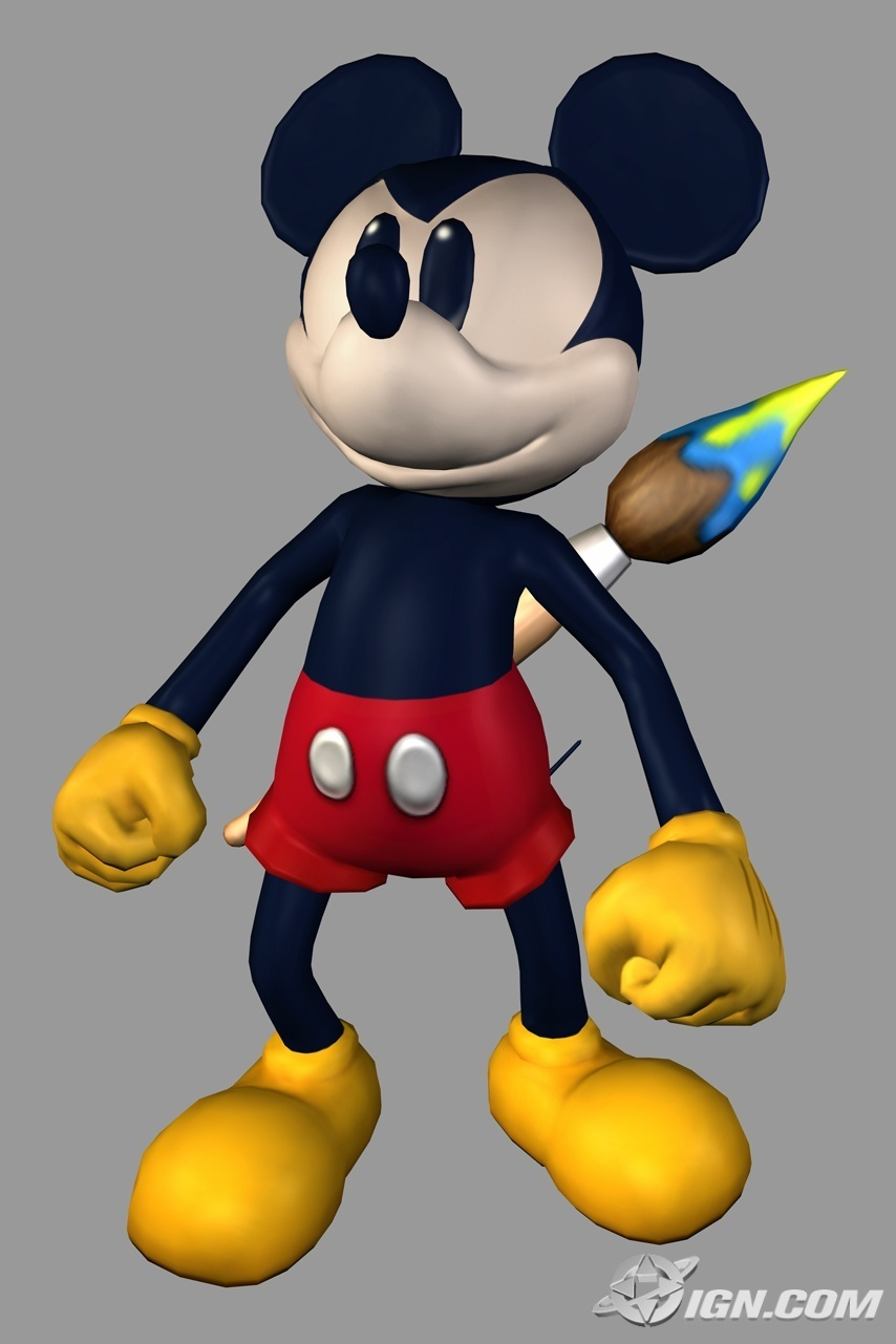 epic mickey images Mickey Mouse epic mickey HD wallpaper ...
