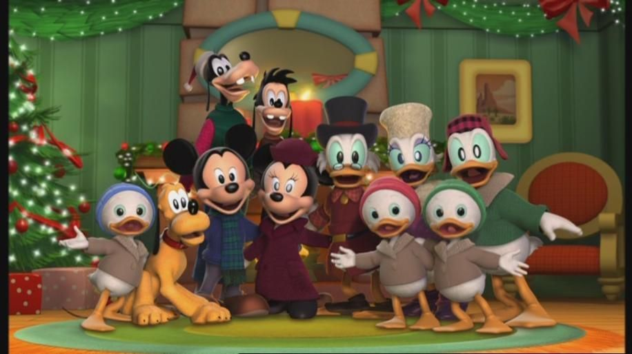 sarahplove images mickeys twice upon a christmas hd wallpaper and background photos - Mickey Mouse Twice Upon A Christmas