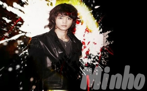 shinee images minho wallpaper hd wallpaper and background