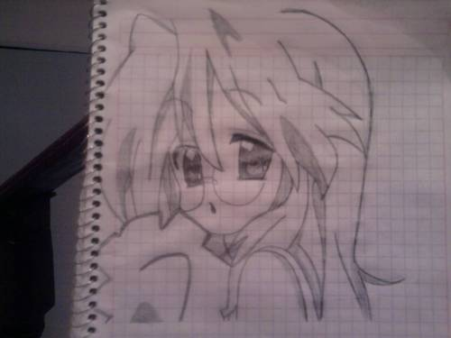 My drawing of miyuki ^^