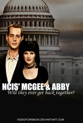 NCIS wallpaper entitled NCIS' McGee and Abby