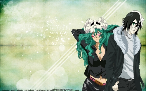 Nel and Ulquiorra