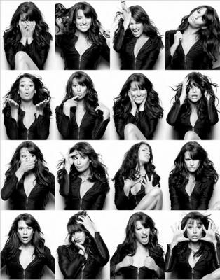 Lea Michele karatasi la kupamba ukuta titled New photoshoot