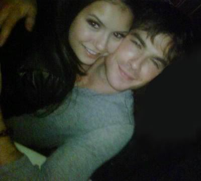 OMG Nina and Ian - cutest pic ever