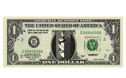 企鹅 Money!