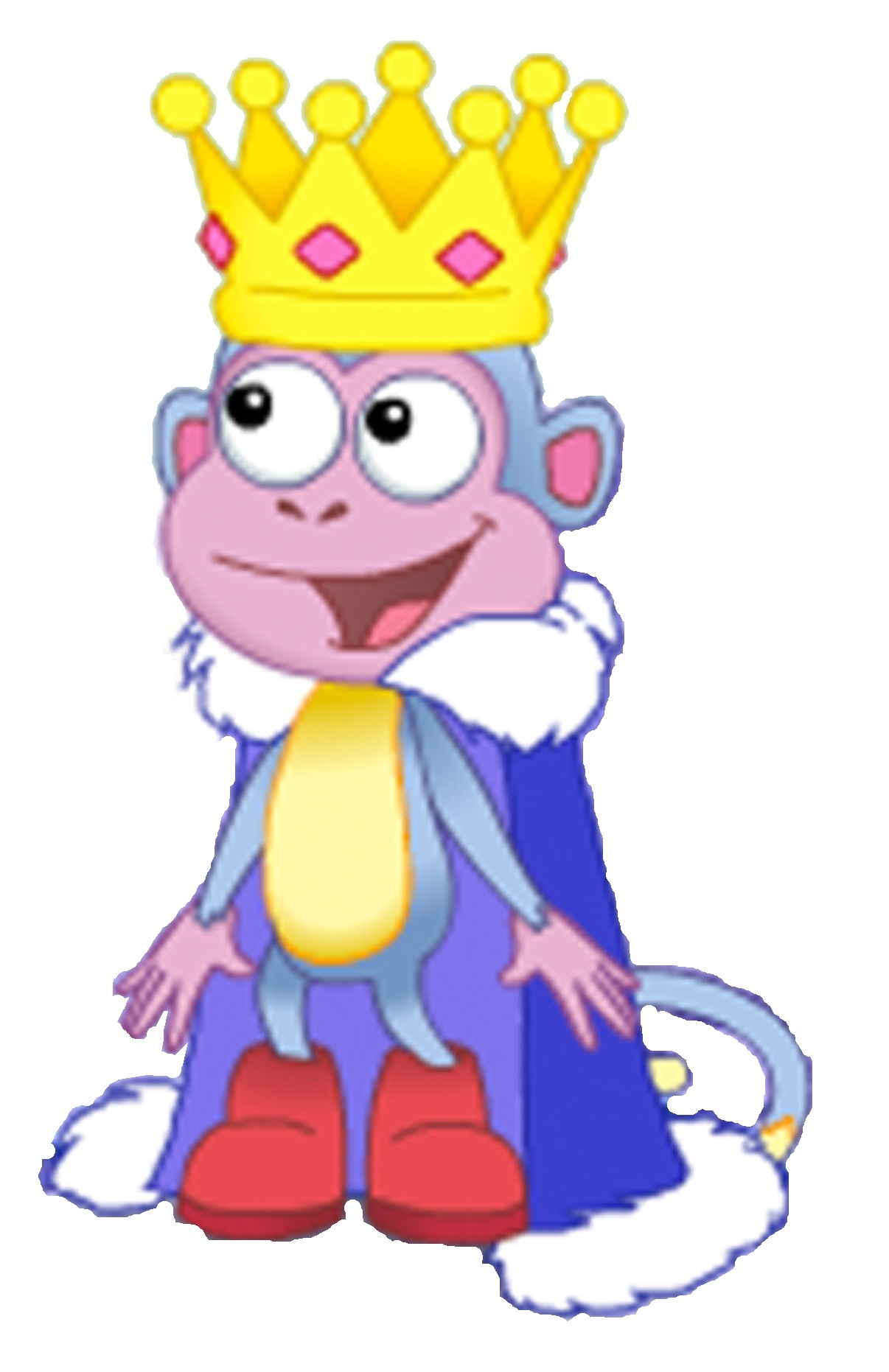 Boots the Monkey images Prince Boots - Fairytaleland HD wallpaper ...