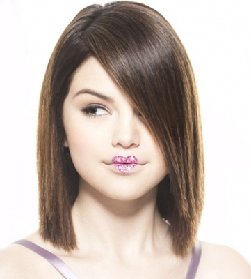 selena gomez kiss and tell photoshoot pictures. hair selena gomez street