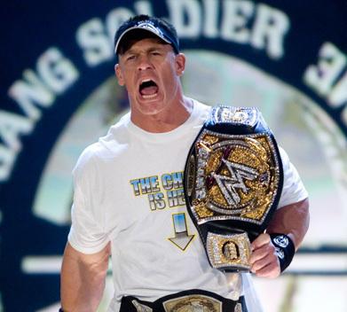 Zufällig John Cena Pics!