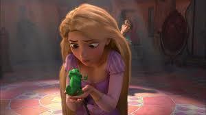 công chúa Rapunzel (Công chúa tóc mây) hình nền entitled Rapunzel