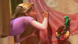 công chúa Rapunzel (Công chúa tóc mây) hình nền titled Rapunzel