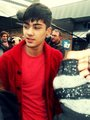 Red Hot Zayn Making His Way Bck 2 Bfd 4 A Book Signing In Hmv (I Was Their) Best दिन Of My Life :) x
