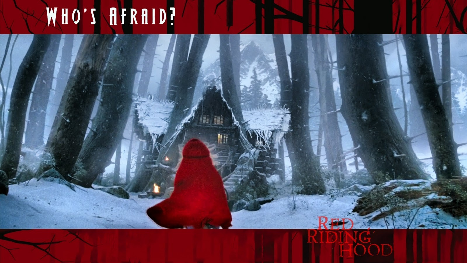 Red Riding Hood - red-riding-hood photo