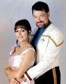 Riker & Troi - star-trek-couples photo