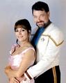 Riker & Troi