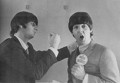 Ringo's angry at Paul