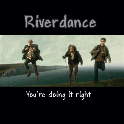 Riverdance!