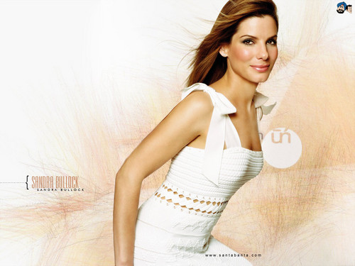 Sandra Bullock wallpaper with a portrait titled SB