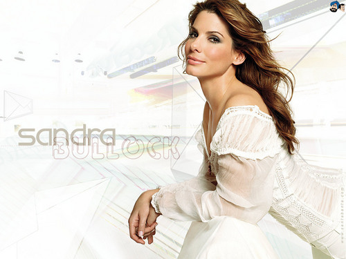 Sandra Bullock wallpaper possibly with a gown, a dinner dress, and a portrait called SB