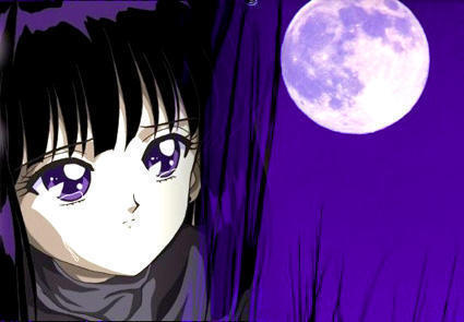Sailor Saturn Hintergrund titled Sailor Saturn