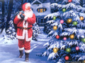 Santa :) - peterslover wallpaper