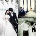 Seohyun & Yonghwa - we-got-married fan art