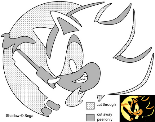 Shadow The Hedhehog