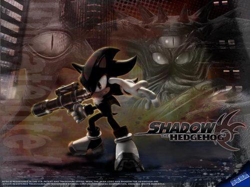 Shadow The Hedhehog