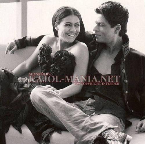 Shah Rukh Khan et Kajol