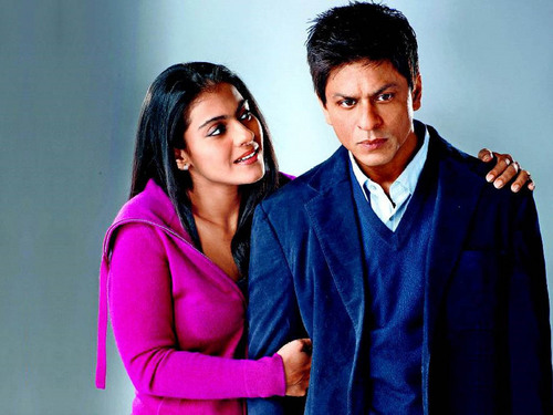 Shahrukh Khan & Kajol images Shahrukh Khan & Kajol HD wallpaper and background photos