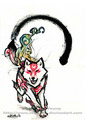 Shiranui - okami-amaterasu fan art