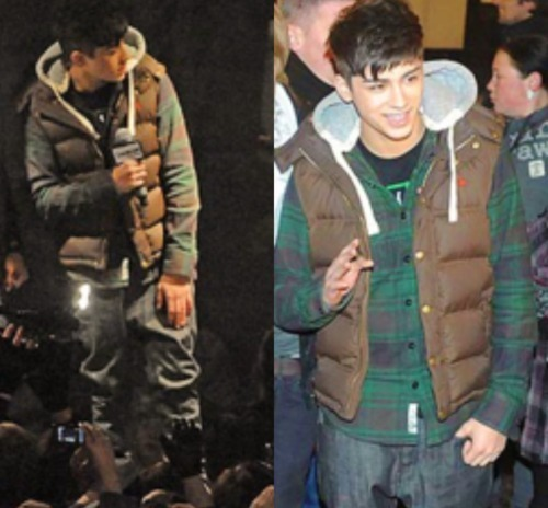 Sizzling Hot Zayn At Liams Hometown Wolverhampton Performing 4 4000 Lucky fans (He Owns My Heart:) x