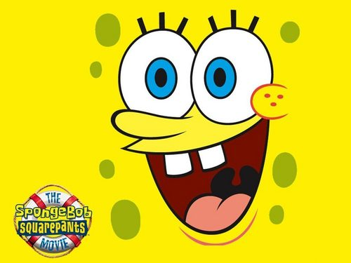 Spongebob Squarepants kertas dinding with Anime titled Spongebob Squarepants